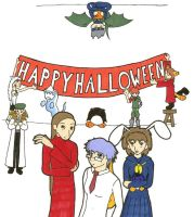 Happy Halloween '06 by Scunosi
