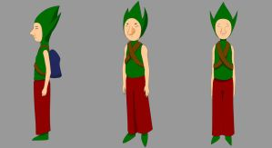 UO Tingle Character Models by ScootWHOOKOS