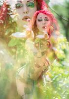 Cosplay Poison Ivy - Photo by Alessio Buzi by LauraCrystalCosplay