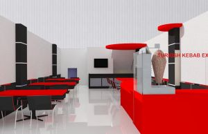 Lay Out Kebab Resto by agungbbk