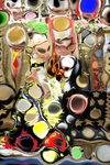 Psychedelic weddings and royal anthems I by jimiparadise