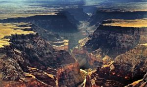 Evening In Grand Canyon by CitizenFresh