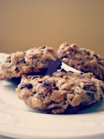 Oatmeal Cookies by ayesi
