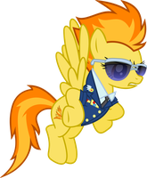 Spitfire by Vector-Brony
