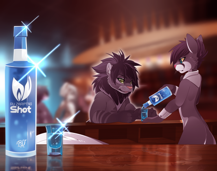 COMMISSION for Darkleo18 by phation