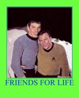 Motivational Poster Spirk by slashygirl