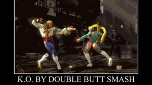 Street Fighter Motivational Poster 21 by slyboyseth
