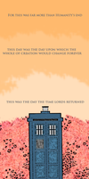 Doctor Who: End of Time by Usagi-CRI