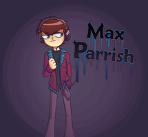 Max Parrish by FrostDrive