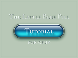 The Little Blue Pill Tutorial by ClaireJones