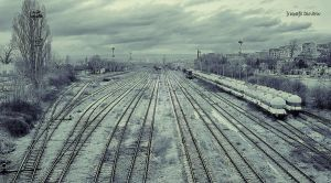 Railways by arximet