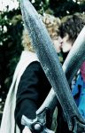 LotR Cosplay Merry Pippin 3 by Murdoc-lein