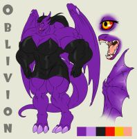 Oblivion Ref by Neodokuro by PS286