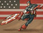 Captain america by soulrailer