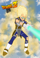 Week 2: Majin Vegeta by DaGreatVincE