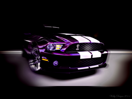 Shelby GT500 by Webby-B