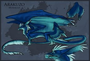 Character Sheet: Arakuzo by zilowar