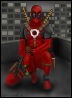 Deadpool: Merc with a Mouth by PockyStik