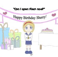 Sherry's Biggest Wish by Mlie-Redfield