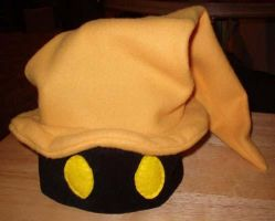 Black Mage hat by malytwotails