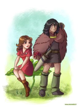 Arrietty by HollyBell