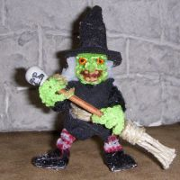 Wicked Witch Mini by the-gil-monster