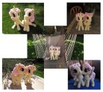 Plush Commission .:Ceres and Chibiusa:. by lfraysse