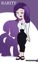 Human Rarity by toongrowner