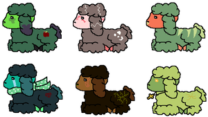 Lil' Lamb Name-Your-Price Adopts by FloralAdopts