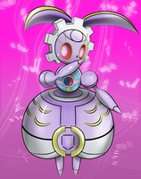 Magearna: the Man-Made Pokemon