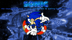 Sonic Wallpaper (v. 2.0) [UPDATE] by SonicBlueBlur94
