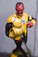 Sinestro 2 by EdgePang