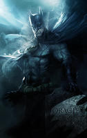 Batman Oracle She Saw into Our Souls by Jeanne26