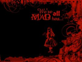 Mad Alice by PurpleCheetah