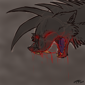 Here Have A Bloody Pissed Kiv by DoubleRainbowBear