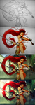Heavenly Sword - Evolution by chacha03430