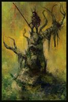 Treant by Koily