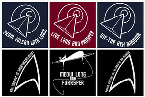 Star Trek Tees by TheHalfBloodPierrot
