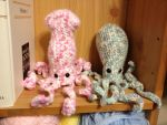 Adorable Octopus and Squid Crochet by Mr-Nova