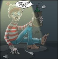 I found Waldo by geogant