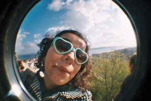 lomo meets lisboa.12 by reinventinghearts