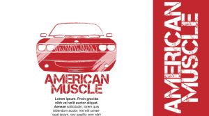 American Muscle (ID Card) 1 by SALAM-SOL