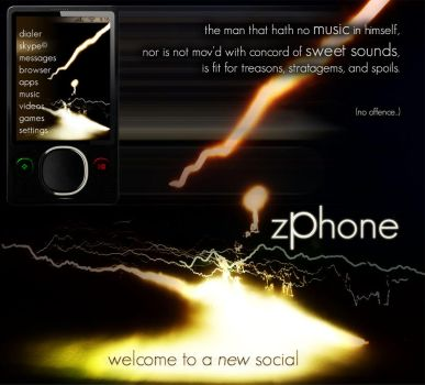 The zPhone preview by usedHONDA