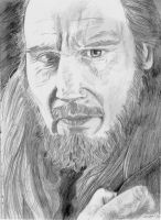 Qui-Gon by Deviator77