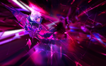 Elsword ADD Esper Wallpaper by iCalintz