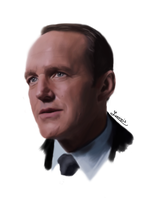 Coulson Study by aizercul