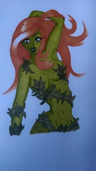 Poison Ivy by Artistic-Kindness