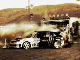 Ken Block monroe Drift by Tyler007