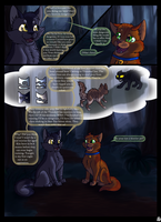 Warriros into the wild - Page: 9 by SassyHeart