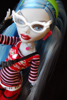 Ghoulia Portrait by vampirate777
